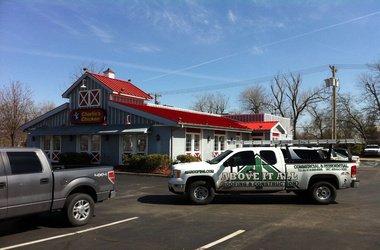 Restaurants & Strip Centers