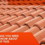 Things You Need to Know About Roof Tiles