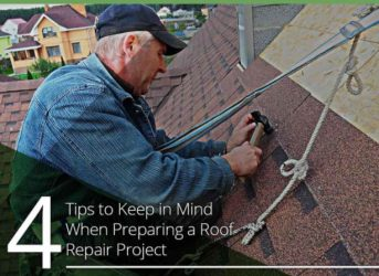 4 Tips to Keep in Mind When Preparing a Roof Repair Project