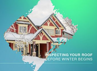 Inspecting Your Roof Before Winter Begins