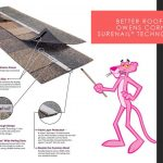 Better Roofs With Owens Corning's SureNail® Technology