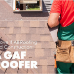Above It All Roofing And Construction: A GAF Roofer
